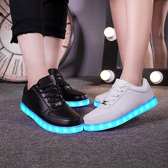 LED Schuhe Leuchtende Schuhe