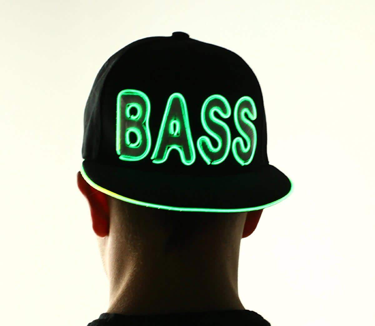 led cap bass